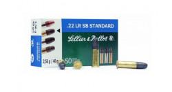 Нар.патроны S&B .22LR Standard