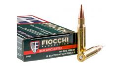 Патроны Fiocchi .308Win FMJ BT 150gr 9,7g