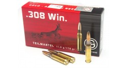 Патроны Geco .308Win SP TM 11g