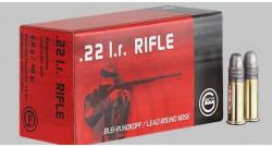 Патроны Geco .22LR Rifle