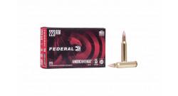 Federal .223Rem AE Tac FMJ 55gr 3,6g