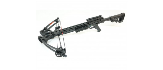 Арбалет блочный Man Kung XB52 Stalker черный б/к