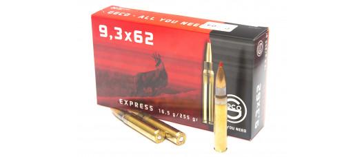 Geco 9,3x62 TM Express 16,5g