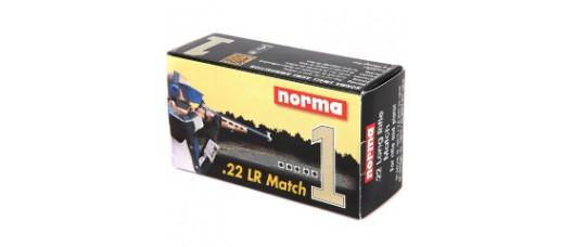 Norma .22LR Match 2,6g