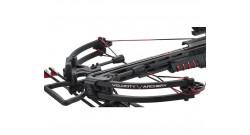 Арбалет блочный Man Kung MK-400R черный kit