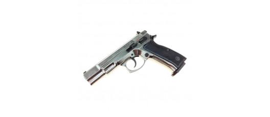 Пистолет охолощенный Z75 CO к.10ТК хром