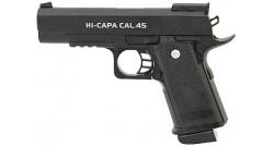 Пистолет софтэйр HI-CAPA  пружинный, кал. 6мм