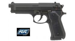 Пистолет софтэйр M92F HW пружинный, кал. 6мм