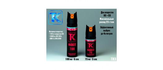 Баллон газ Факел-2 100мл