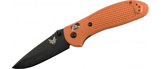 Нож Benchmade Griptilian Orange Black 551BK-ORG