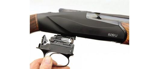 Benelli 828U Black 12/76 710