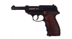 Пистолет пневм. BORNER C41, кал. 4,5 мм