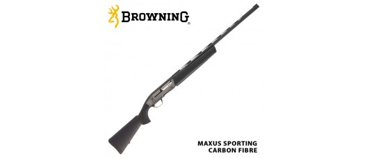 Browning Maxus Sporting Carbon Fibre 12/76 760