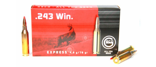 Geco .243Win Express 4,9g