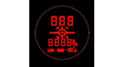 Цифровой лазерный дальномер Leupold RX-1200i with DNA 119359