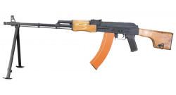 Модель пулемёта RPK 74 Wood (Cyma)
