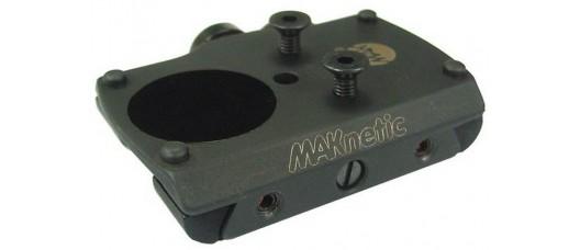 Кронштейн MAKnetic Docter Sight II на шину 10мм