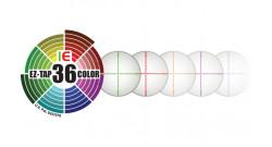 Leapers 3-12x40 AO Accushot Precision,сетка Mil-Dot подсветкой (36 цветов), с отстройкой АО+ быстросъемные кольца на weaver SCP-U312AOIEW