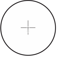Оптический прицел Burris Fullfield E1 3-9x40mm Ballistic Plex (200320)