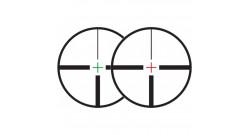 Оптический прицел HAKKO B3ERCHMEZ-1420 1-4x20 (R:6CHME) с 2-x цветной подсветкой точки