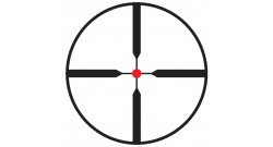 Оптический прицел HAKKO EPOCH One 2-12x50 (R:15D) с подсветкой
