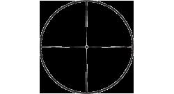 Оптический прицел Leupold FX-3 12x40mm Adj. Obj. Target Leupold Dot 66840