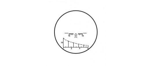 Оптический прицел ПОСП 4x24B с ЛЦУ-OM