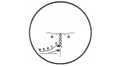 Оптический прицел ПОСП 6х42 с ЛЦУ-OM