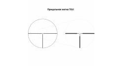 Оптический прицел YUKON Jaeger 3-12x56 T01i