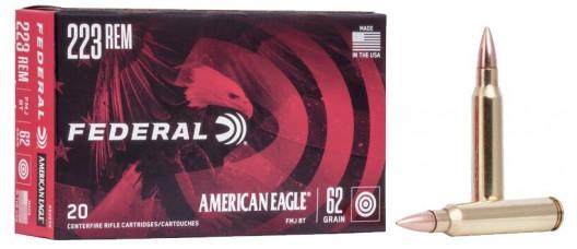 Federal .223Rem AE FMJ 4,1g