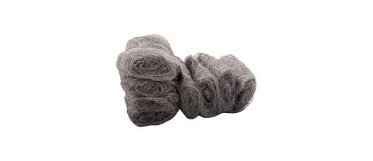 Вата стальная Mild Steel Wool