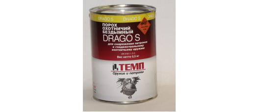 Порох Drago S бездым 500г