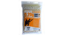Шарики пластиковые 0.2 гр (1 кг)