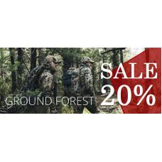 Sitka -20% Ground Forest