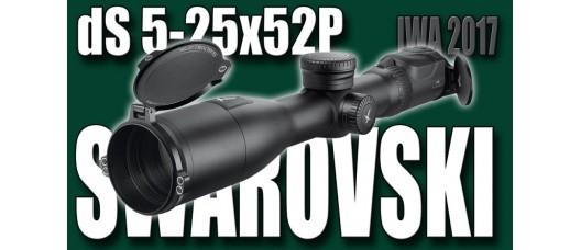 ПРИЦЕЛ SWAROVSKI DS 5-25X52 L 4A-I