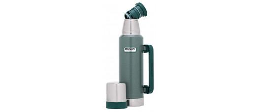 Термос Stanley Classic Vac Bottle Heritage 1,3л зеленый