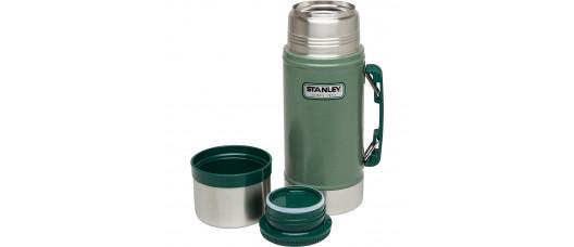 Термос Stanley Legendary Classic Food Flask 0.7л темно-зеленый