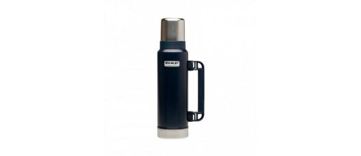 Термос Stanley Classic Vac Bottle Heritage 1,3л Темно - синий