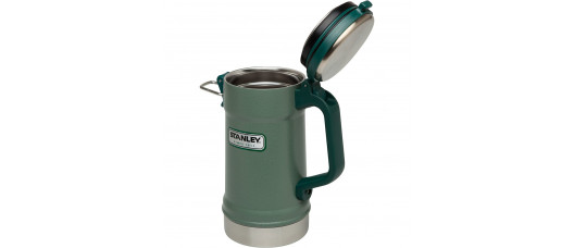 Кружка пивная Stanley Classic 0,71л зеленая
