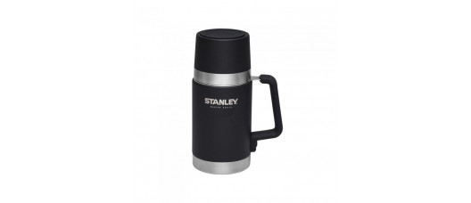 Термос для еды Stanley Master 0,7л черный