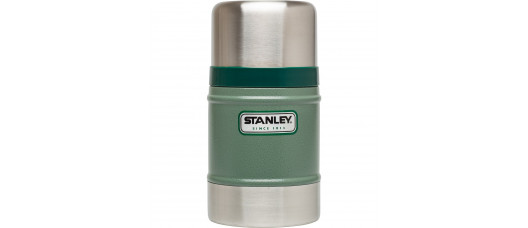 Термос Stanley Classic Vacuum Flask 0,5л темно-зеленый