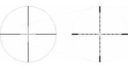 Оптический прицел YUKON Jaeger 3-9x40 М01